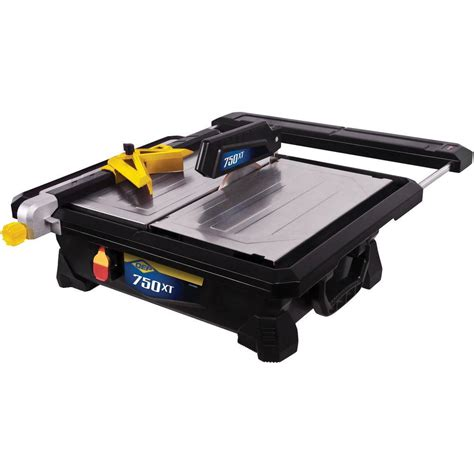 qep 3 4 hp wet tile saw with back extension 22750q the