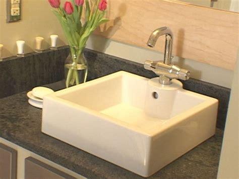 Bathroom Vanity Countertops Vessel Sink Pictures