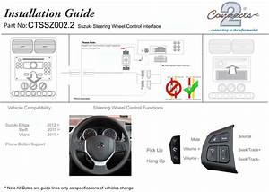 Pioneer Steering Stalk Control Adaptor Phone Button