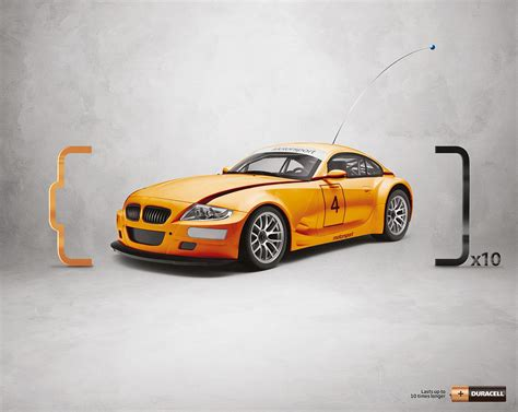 Duracell Print Advert By Grey