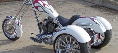 Pensacola Motorcycles, Trikes