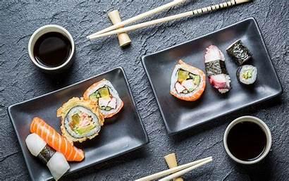 Sushi Japanese Wallpapers Saki Japan Kyoto Restaurant