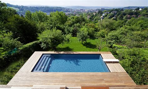 Pool Mit Terrasse by Versteckter Pool Pool Magazin