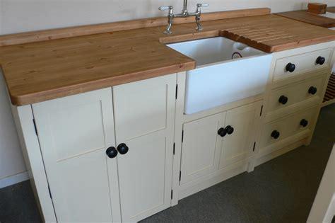 Belfast sink appliance unit   The Olive Branch Kitchens Ltd