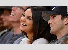 Mila Kunis and Ashton Kutcher A love story CNN
