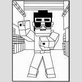 minecraft-coloring-pages-creeper-face