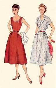 1950s Plus Size Dress & Short Jacket - Simplicity 4306 ...