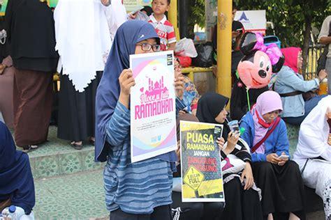 Aborsi Online Solo Poster Dakwah Ramadhan 1 Ratusan Remaja Sambut Ramadhan