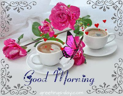sweet morning animated pics and messages
