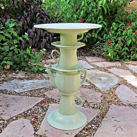 Diy Tea Pot Bird Bath  Morena's Corner. Japanese Room Dividers. Interior Decoration. Dining Room Set Sale. Modern Office Decor. Decorative Fasteners Screws. Local Wedding Decorators. Vase Decoration Ideas. Badroom Decoration