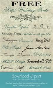 wedding script free wedding script fonts