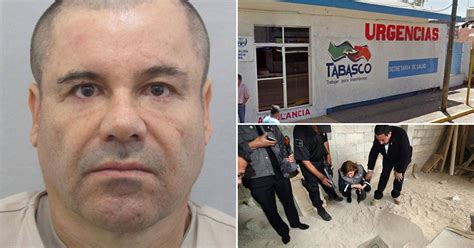 El Chapo 'spotted' at Mexican hospital where he was ...