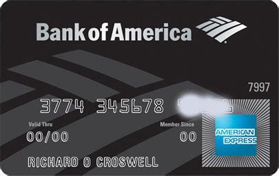 bank of america card designs credit score card or debit card which is secure
