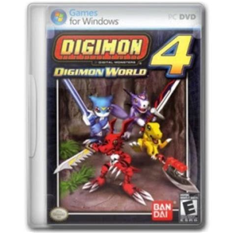 digimon world 4 pc descargar gratuita
