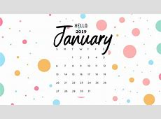 January 2019 Calendar Templates All about January