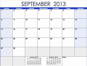 2013 monthly calendar template for numbers free iwork With numbers schedule template