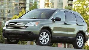 Automobiles - Review - 2007 Honda Cr-v - Test Drive