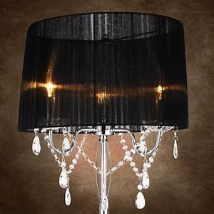 Stehlampe Schirm : lampen berraschend lampe mit schwarzem schirm stehlampe ~ Pilothousefishingboats.com Haus und Dekorationen