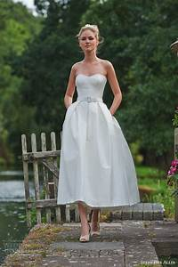 stephanie allin couture 2016 wedding dresses love With midi wedding dress
