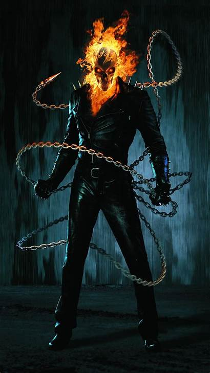 Ghost Rider Mobile 1080 Info