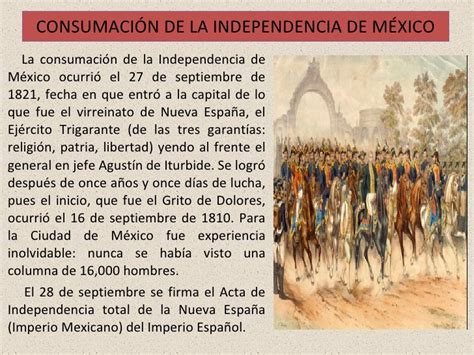 Un Resumen De La Independencia De Mexico by Ind Mex