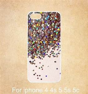 Glitter iphone 5s case, iphone 5 case, iphone 5c case ...