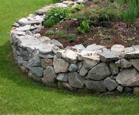 Garten Landschaftsbau Rook by Garten Trockenmauer Naturstein Rock Wall