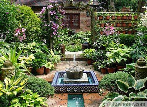 ideas  beautiful garden design  yard landscaping  hostas