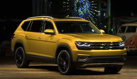 atlas volkswagen 2018 2018 volkswagen atlas first impression review gtspirit