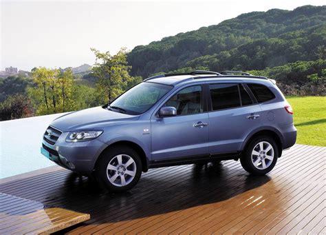 2006 Hyundai Santa Fe by 2006 Hyundai Santa Fe Hyundai Santa Fe 2006 03 B