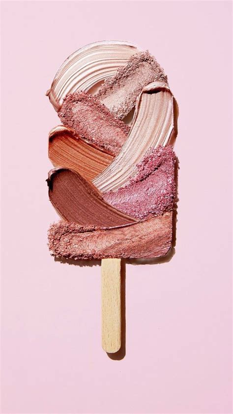 wallpaper iphone makeup wallpapers pink