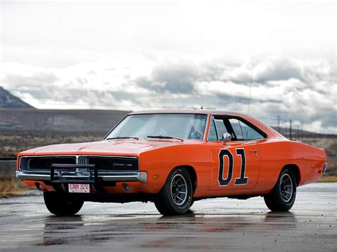 1969 Dodge Charger Rt General Lee Dodge Charger Hd