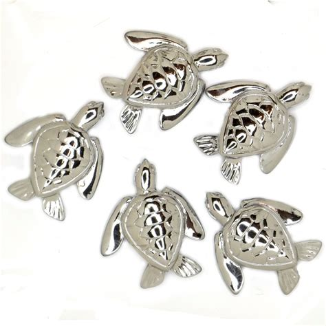 Sea Cabinet Knobs by Baby Sea Turtle Cabinet Knobs Cast In Pewter