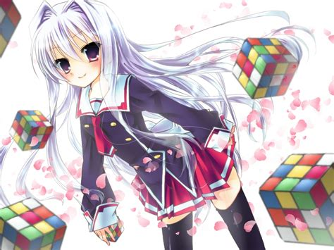 C3 Anime Wallpaper - cube x cursed x curious zerochan anime image board