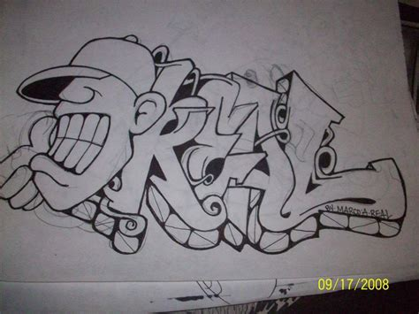 graffiti drawings  graffitianz