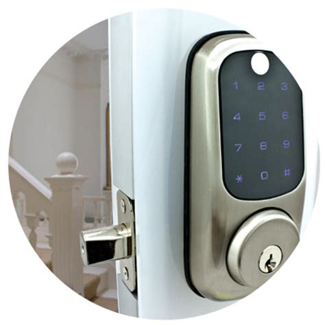 adt door lock protect america inc launches offering of yale real