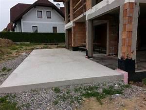 Kosten Beton Selber Mischen : terrassenbelag bei betonplatte fertighausforum auf ~ Lizthompson.info Haus und Dekorationen