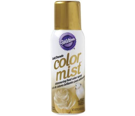 wilton colour mist gold