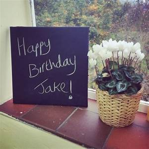 Happy Birthday Jake