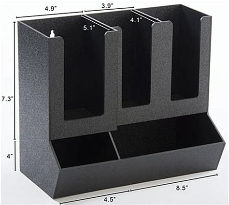 Collection by marilyn ritter • last updated 6 weeks ago. Coffee Organizer Station | Countertop or Wall Mount with (5) Sections