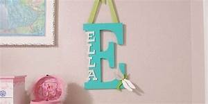decorating nurseries kids rooms inspiration from rh baby With baby name letters room decor