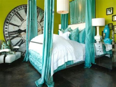Turquoise Bedroom Decor by Turquoise And Brown Bedroom Turquoise And Lime Green