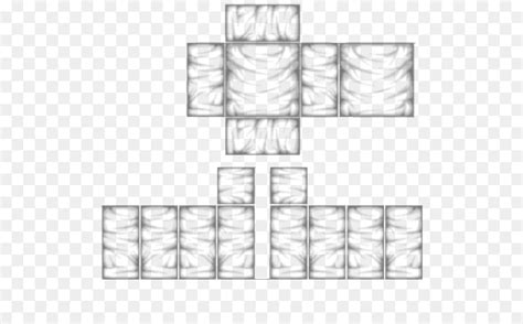 Roblox Shading Template Pin Roblox Shading Template Transparent Images To