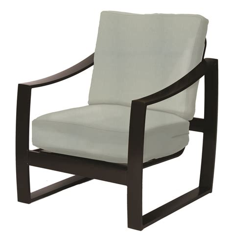 Suncoast Patio Furniture Replacement Cushions by Suncoast Cushion Aluminum Arm Dining Chair E712