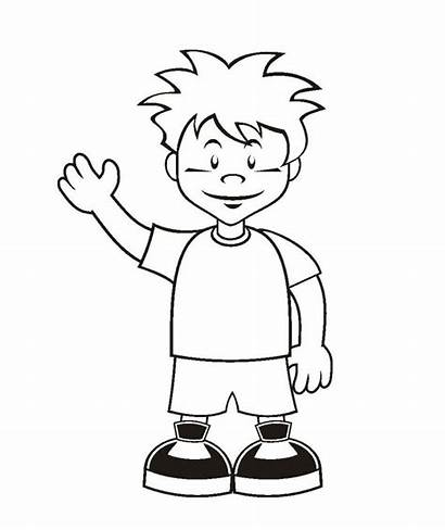 Coloring Boy Pages Printable