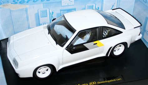 08819 Opel Manta 400 Homologation Car White