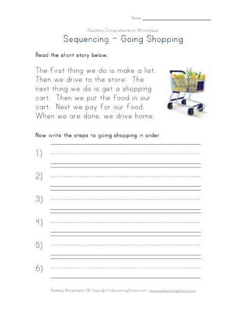 daily routine sequencing cards images frompo