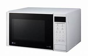 Lg Ms2342dsm  Solo Microwave Oven With I