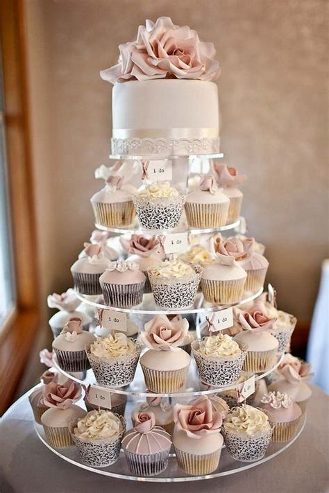 delicious wedding cupcakes ideas  love deer pearl