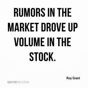 Rumors Quotes -... Upmarket Quotes